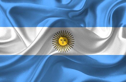 Argentina flag vlajka