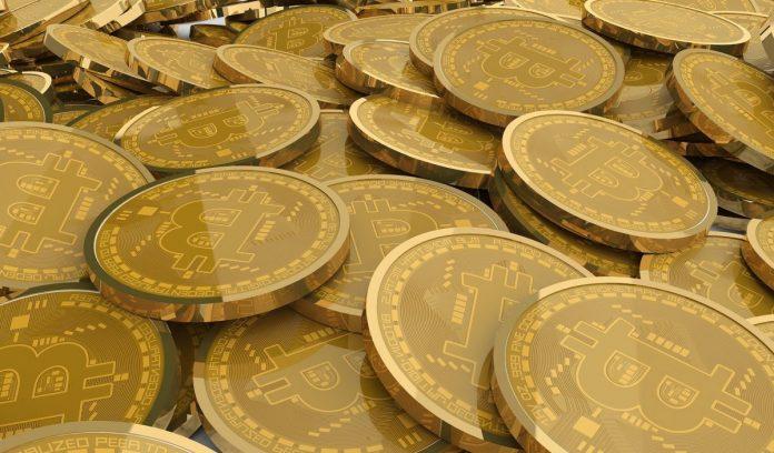 bitcoin, mince