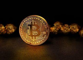Bitcoin, zlato