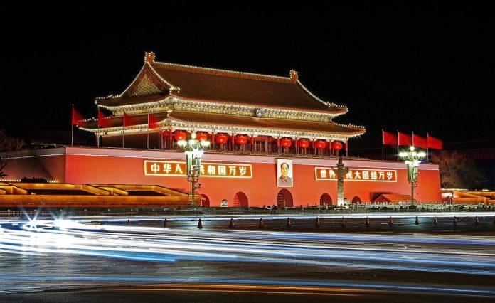 čína, blockchain, kryptoměny