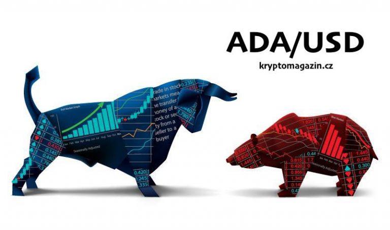 05.10.19 Technická analýza ADA/USD Další masivní pohyby Cardana – co se chystá?