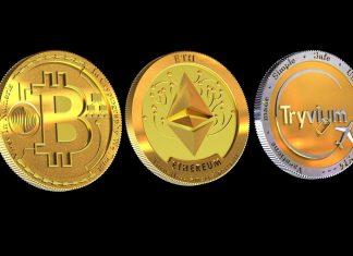 mince, Bitcoin, Ethereum