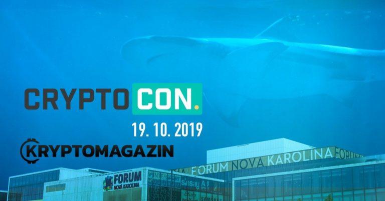 CryptoCon Ostrava již zítra v Nové Karolině – doraž na tuto skvělou krypto akci!