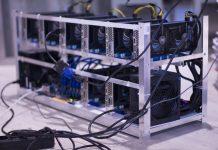 mining, bitcoin, kryptoměny