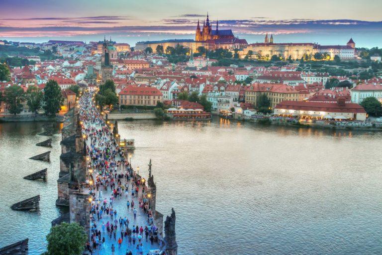 Praha – hlavní město kryptoměn