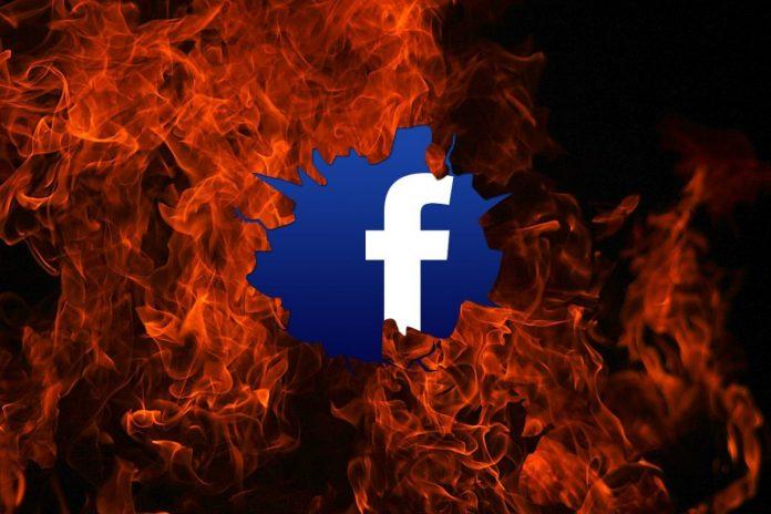 oheň, Facebook, Zuckerberg