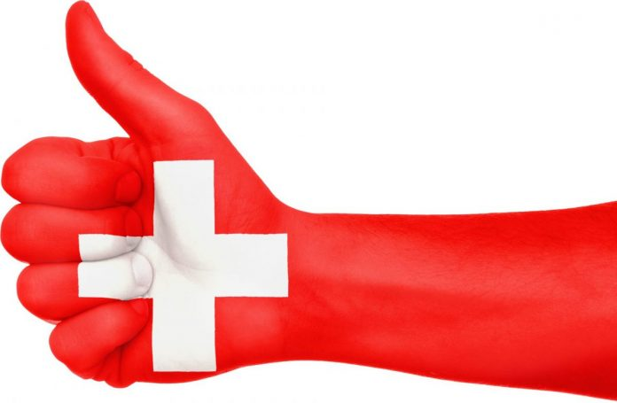 ruka, Švýcarsko
