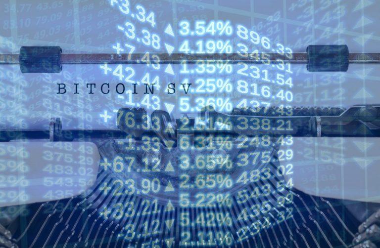 18.11.19 Technická analýza BSV/USD – Bitcoin SV se ve wedge chystá na finální pohyb!