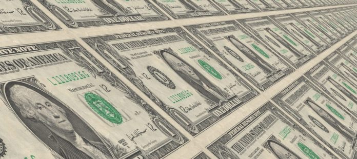 dluh, usd, dolar, krize