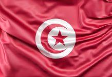 vlajka, Tunisko