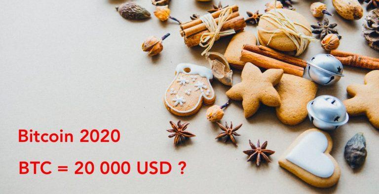 15.12.19 Technická analýza BTC/USD: 3 důvody proč může být rok 2020 bullish pro Bitcoin!