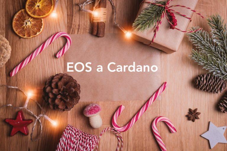 14.12.19 Technická analýza EOS, ADA: Vánoce – kde se očekává propad?