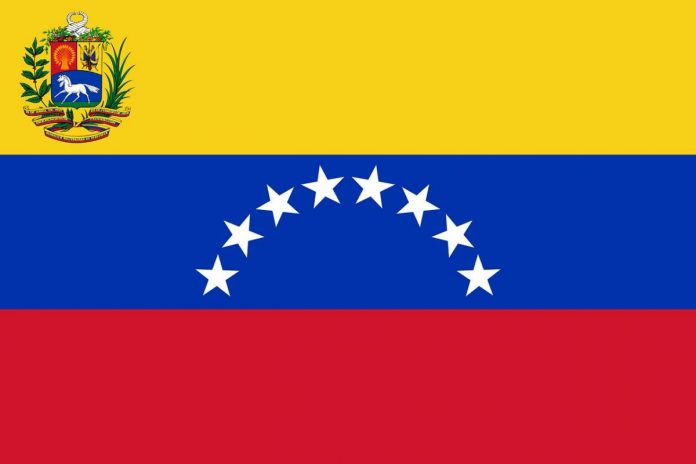 vlajka, Venezuela