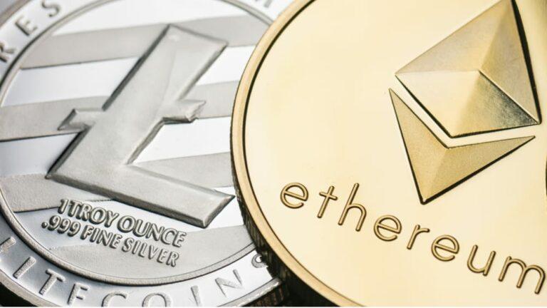 09.06.20 Technická analýza ETH/USD a LTC/USD – Flashcrash na altcoinech (Bitstamp)