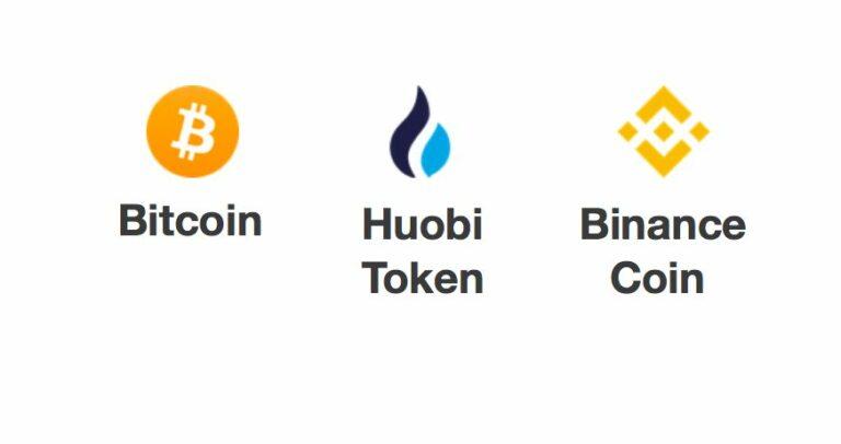 [Přehled trhu] 11.02 [BTC] -4% Bitcoin včera v téměř 500 USD propadu! [BNB a HT] Jdeme bomby!