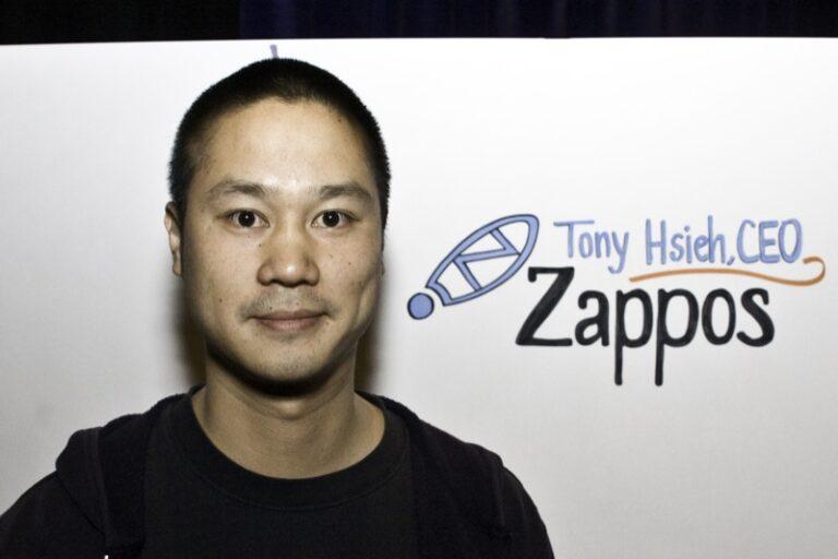 [Osobnost] Tony Hsieh, ředitel Zapposu (1/2)