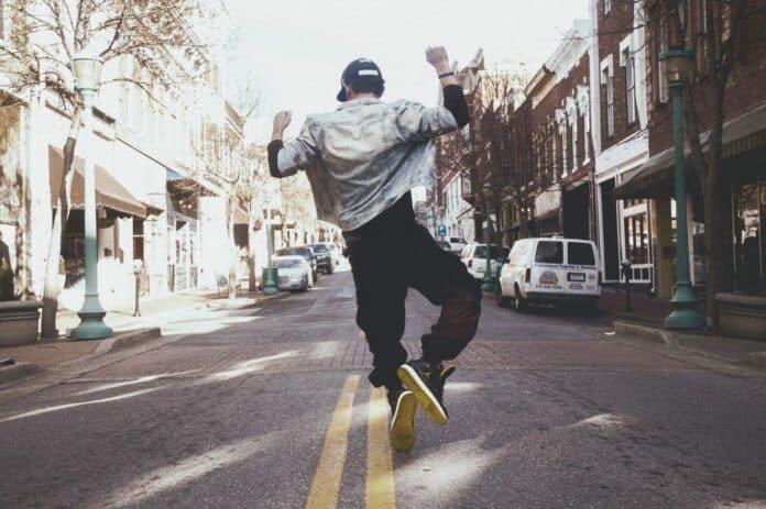 jak, osobní rozvoj, člověk, skok