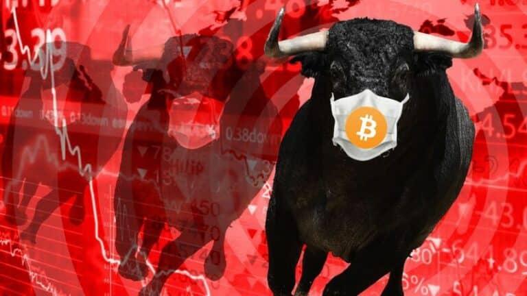 01.04.20 [Přehled trhu] Bitcoin a NASDAQ – Růst z pondělí vymazán! Kam teď?