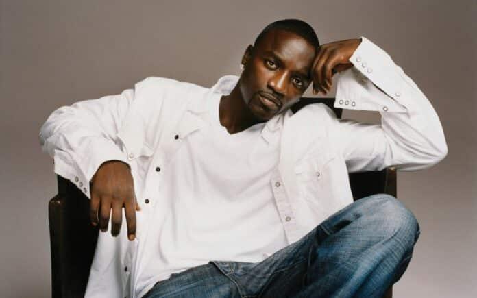 Akon, raper, akon city, město