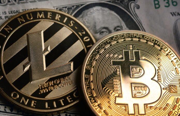 bitcoin, litecoin