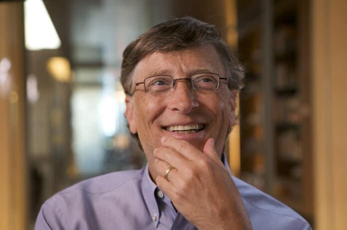 Bill Gates, miliardář, Microsoft