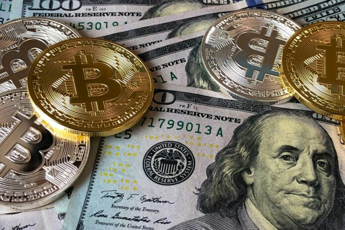 FED Bitcoin Money dolar