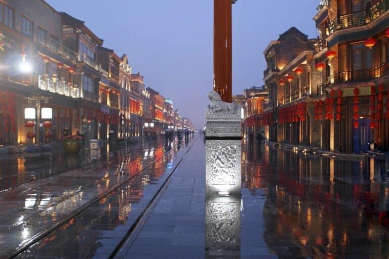 Stane se Peking do roku 2022 centrem blockchainu?