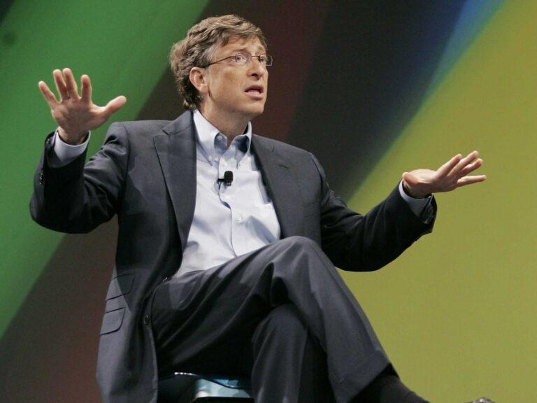[Osobnost] Bill Gates – Jak se stát multimiliardářem ve 3 krocích (2/2)