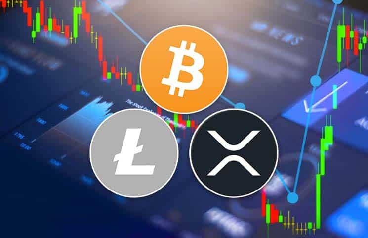 23.11.20 [Přehled trhu + LTC + XRP] Vzorce trendových patternů! Co roste nejvíce?