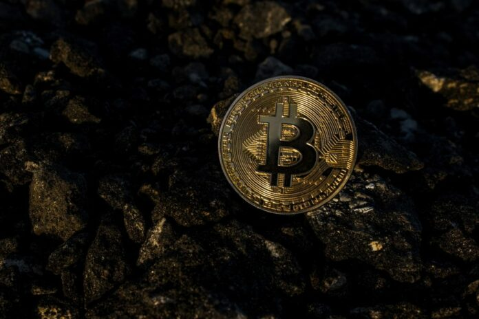 zlato, Bitcoin