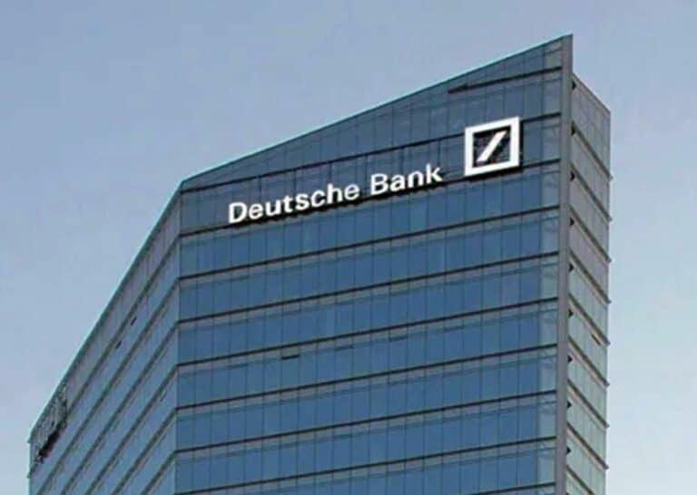 Kryptokomunita se bouří kvůli skandálu v Deutsche Bank