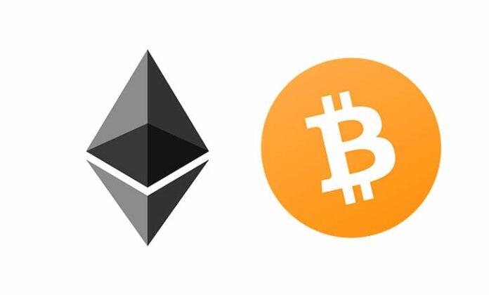 ethereum, bitcoin