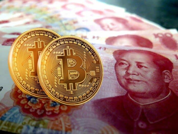 bankovky, mince, BTC