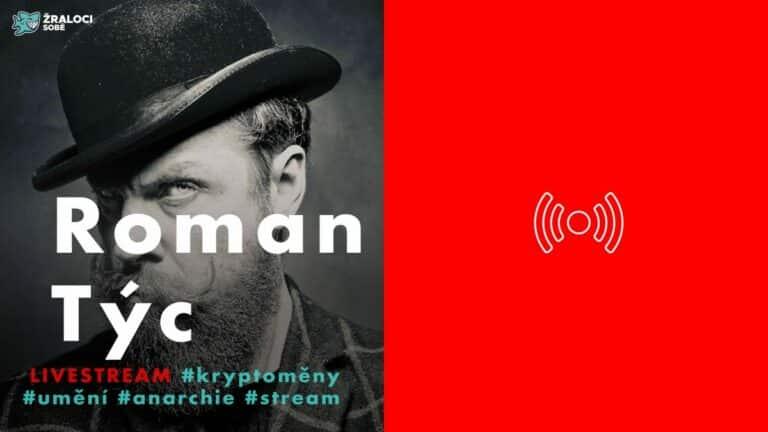 [Stream 19:00] Atomovka, trenky na hradě, Paralelní Polis – co s tím má společného Roman Týc?  #karanténa