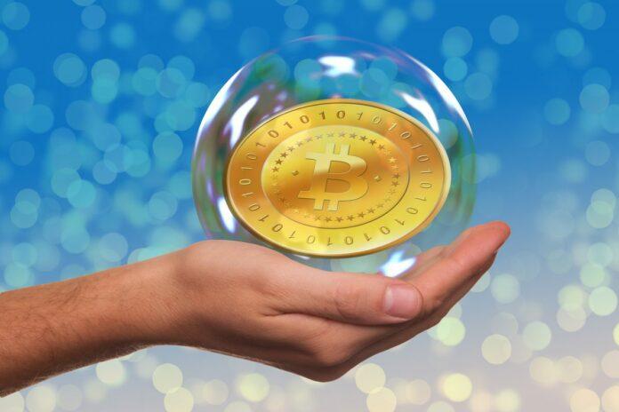 bublina Bitcoin, bubliny