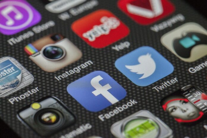 socialni site