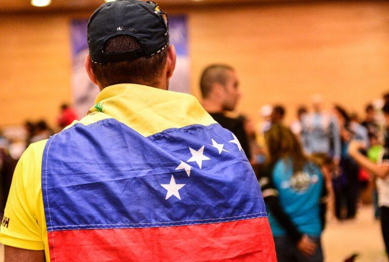 "Venezuela: A ""prachy"" jsou v prachu!"