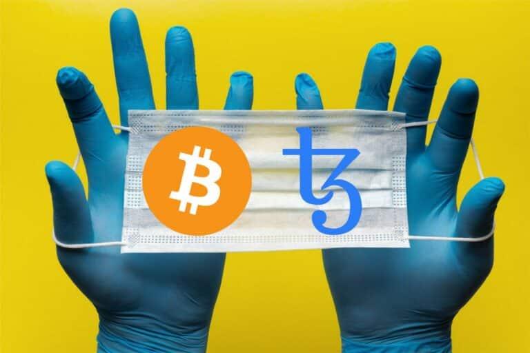 17.05.20 [Přehled trhu+BTC+XTZ] Bitcoin a Tezos na grafu, jak si povedou?