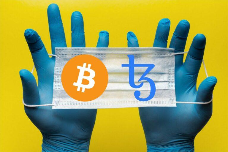 23.08.20 [Přehled trhu + BTC+XTZ] Bullish vs. Bearish na Bitcoinu – Tezos (XTZ)