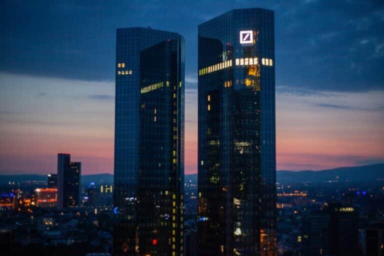 18.05.20 Technická analýza akcií Deutsche Bank – Medvědí vlajka jako předzvěst pro další výprodej