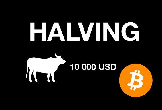 08.05. 20 [Přehled trhu+BTC+HT] Den H za 4 dny. Bitcoin se utrhl z řetězů, bull chtějí 10 000 USD.