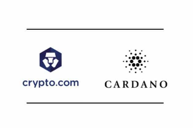 Cardano, crypto.com