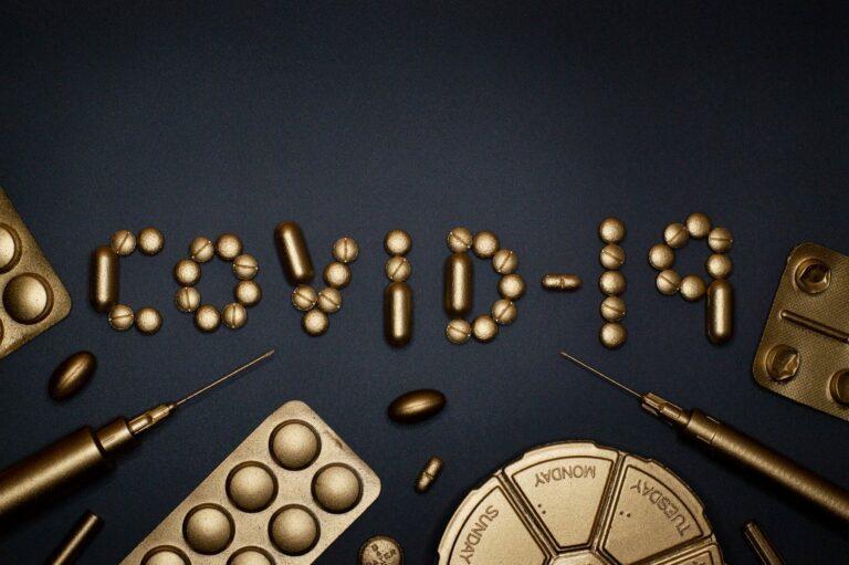 Jak pandemie Covid-19 narušila kryptotrhy y a finanční trhy