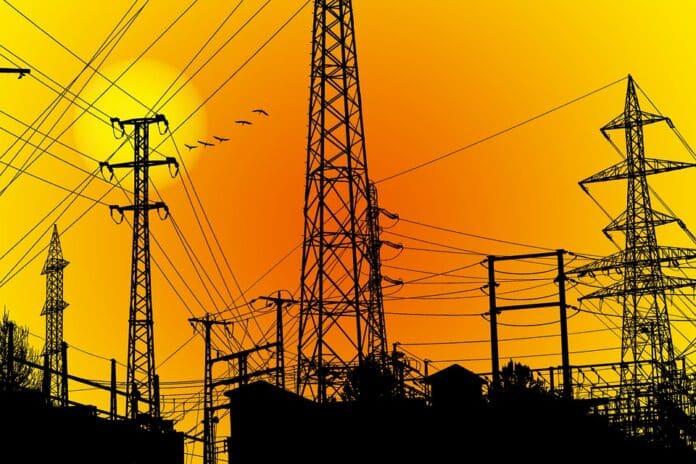 electricity blackout