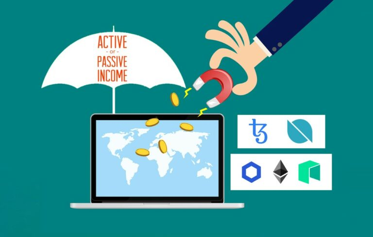 5 kryptoměn, které slibují pasivní příjem (3. díl / 3 – Neo a Ontology)