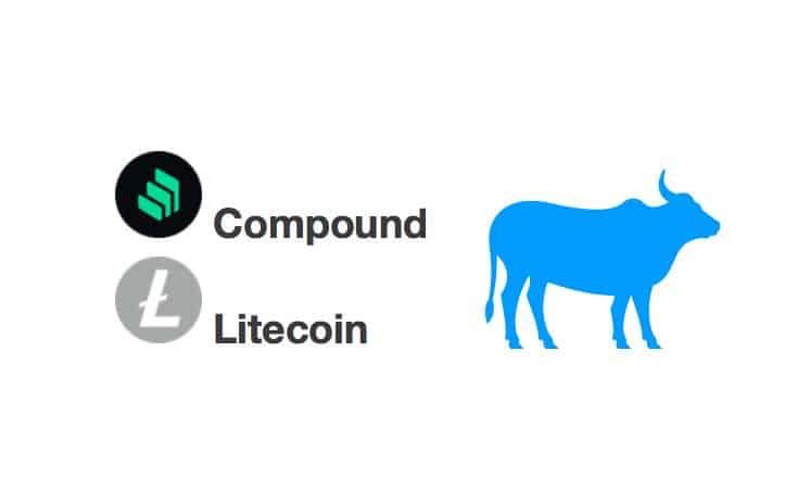 26.06.20 [Přehled trhu+LTC+COMP] Litecoin (ne)jde. COMP po Coinbase Pro již brzy i na Binance!