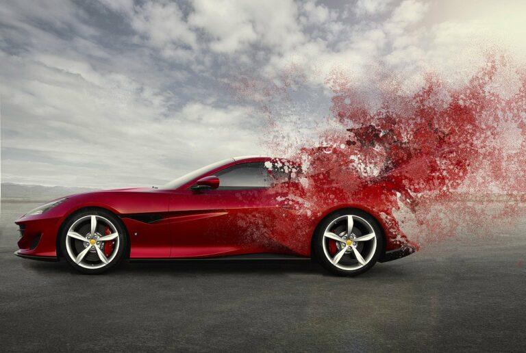 CurioInvest tokenizoval limitovanou edici Ferrari F12 TDF
