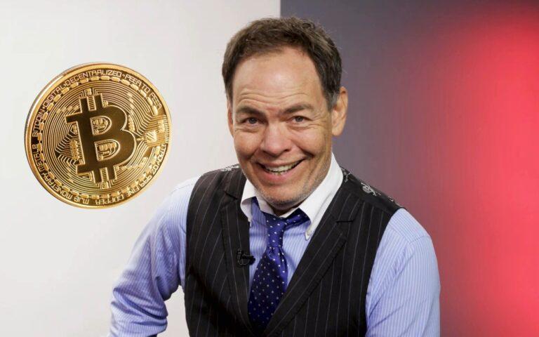 Max Keiser: Cena BTC půjde na 400k USD a Paul Tudor Jones se během dvou let stane největším držitelem BTC