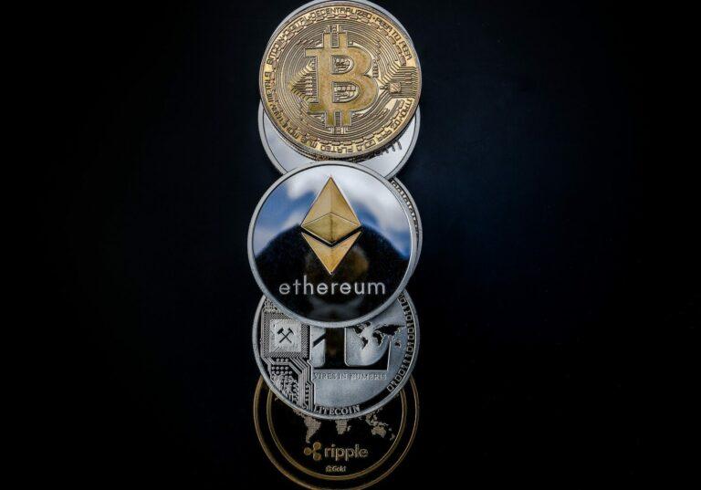 Bitcoin, Ethereum a Tether vedou během pandemie