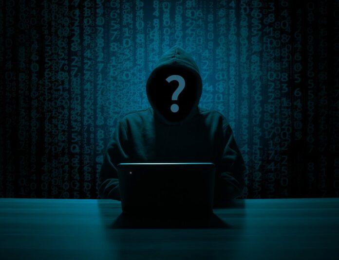 hacker, ztráta, útok